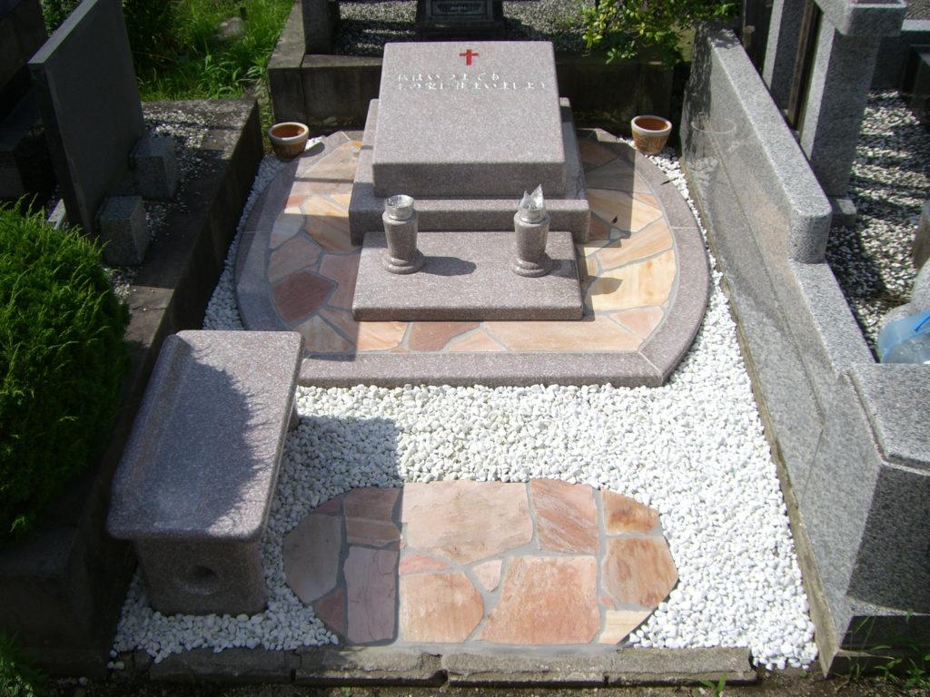キリスト式墓所